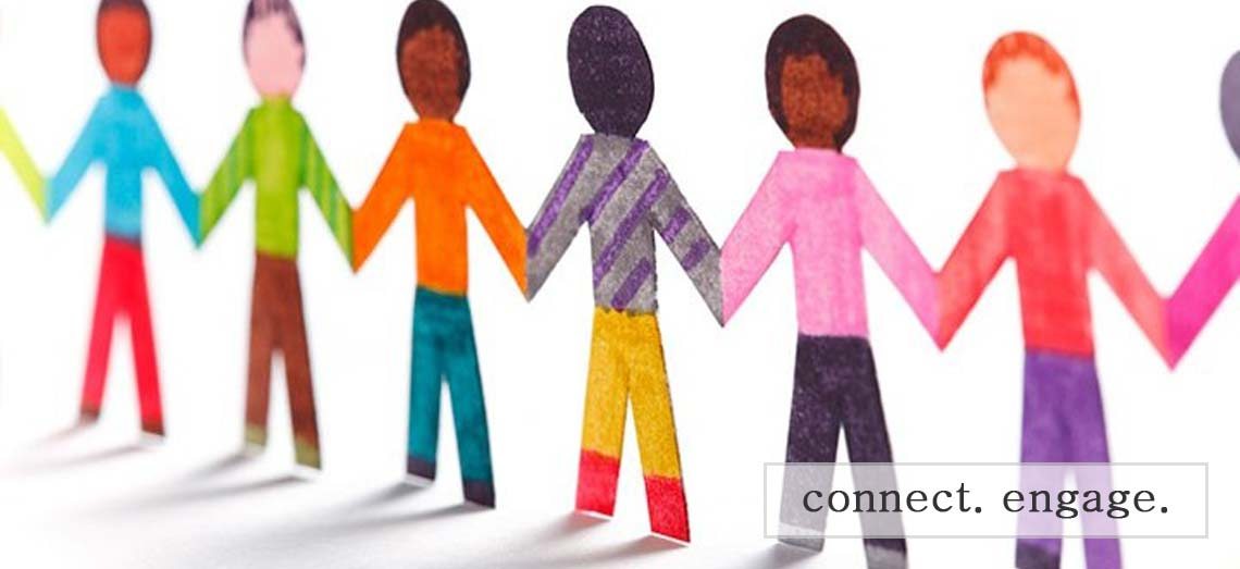 Contact, Connect, Engage, Paper Dolls